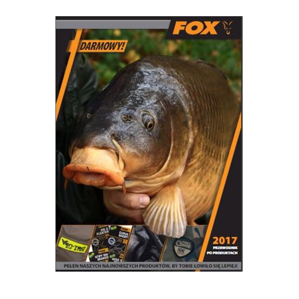 katalog fox 2017